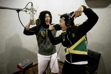 "KOREAN REGGAE STARS SKULL & HAHA, TO APPEAR ON TVJ'S ""SMILE JAMAICA"" ON OCTOBER 17!"