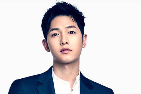 Song Joong Ki Courtesy Of Blossom Entertainment