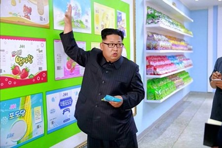 N  Korea falls well short on food for its people