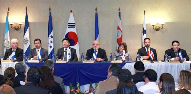 Central America Optismistic On Trade Deal