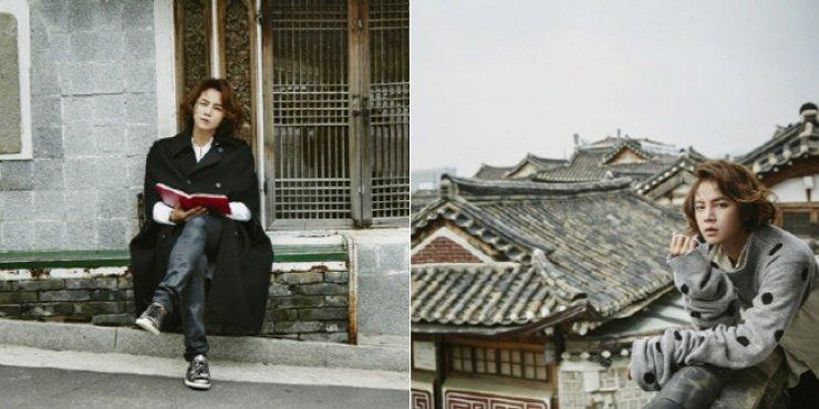 Jang Keun-suk / Courtesy of Media N Art