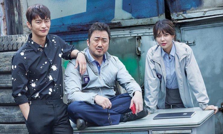 Korean TV program '38 Revenue Collection Unit' has had international sales success./ Courtesy of OCN