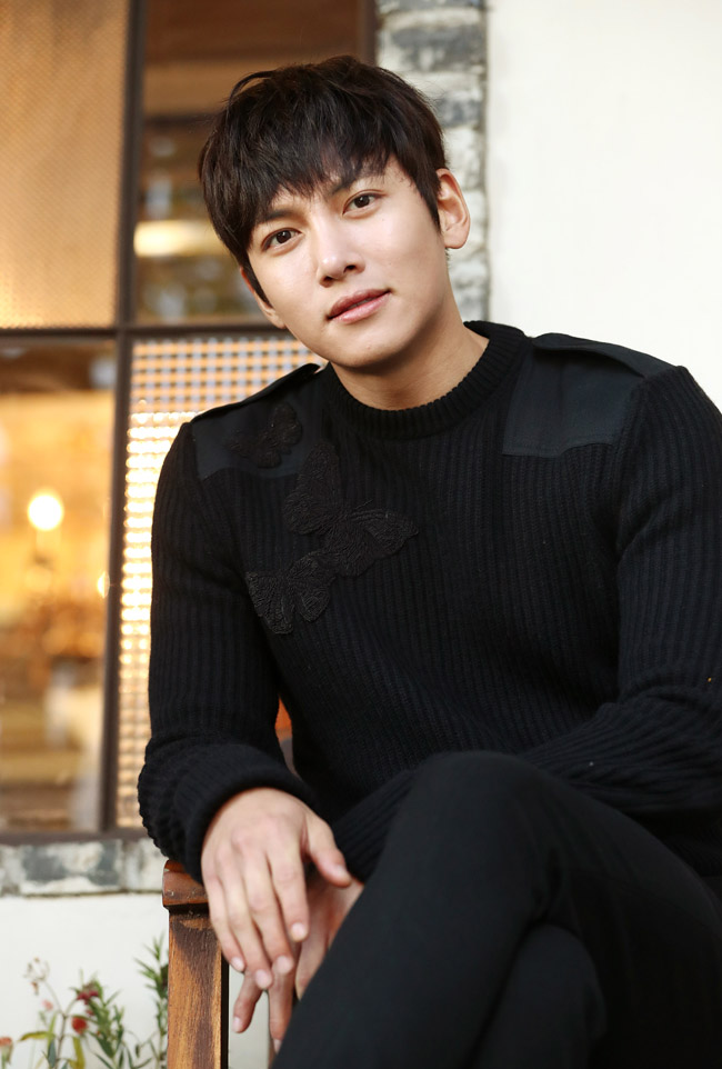 Actor Ji Chang Wook Poses Before The Interview At A Cafe In Seoul Tuesday Yonhap