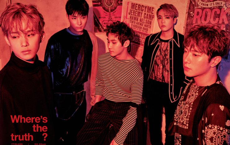 K-pop rock band FT Island has proved its popularity in Japan with its new chart-topping song 'Just Do It.'