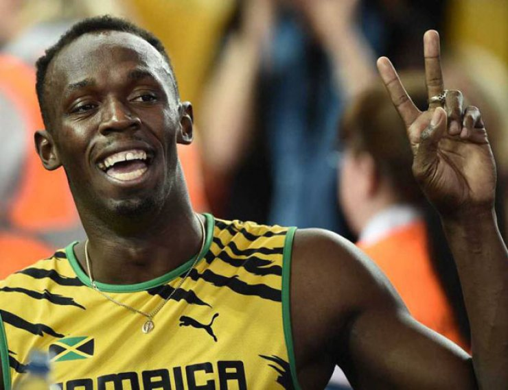 Jamaican sprinter Usain Bolt told a press conference Monday that he will break 19 seconds for 200m at 2016 Rio, which will be his last Olympics. / Yonhap
