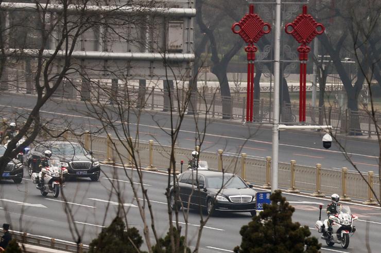 740000(4) - Ким Чен Ин встретился с лидером Китая