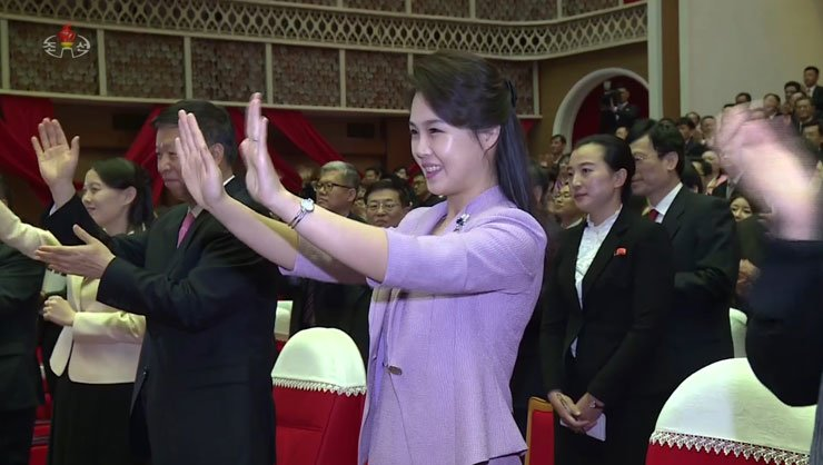 Kim Jong Un S Wife Sister Play Greater Roles