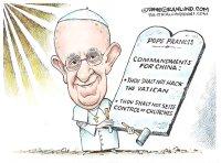 Vatican and China hacking