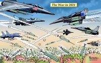 War in 2021