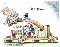 Trump time to go