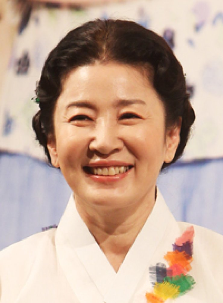 The late Kim Ja-ok