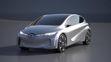 Kia Motors' all-new K5 sedan / Courtesy of Kia Motors