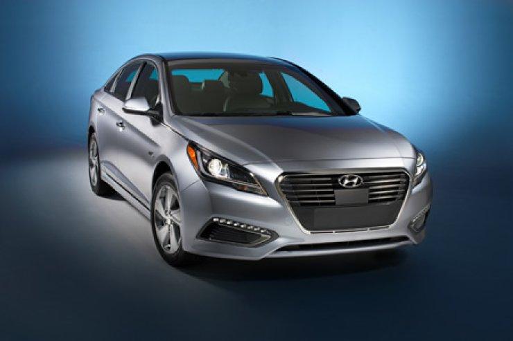 Sonata plug-in-hybrid electric vehicle