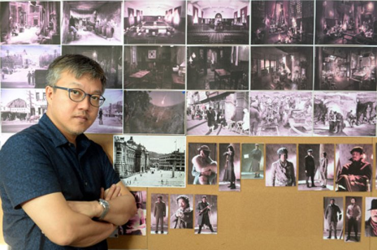Choi Dong-hoon, director of 'Assassination' / Korea Times file