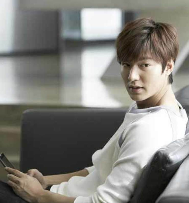 Korean actor Lee Min-ho / Korea Times file
