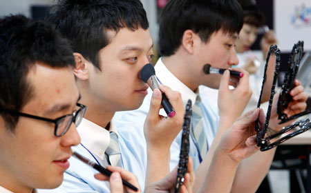 men--makeup--korea