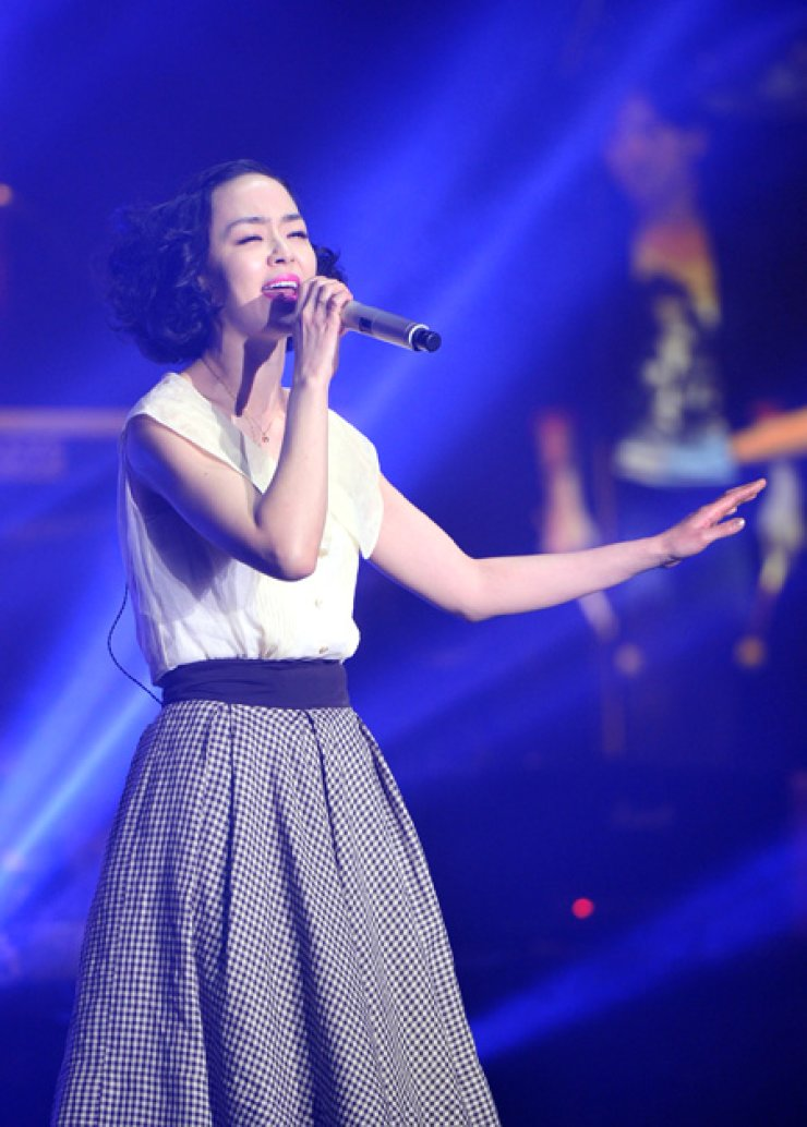 Kim Yoon-ah /Korea Times file