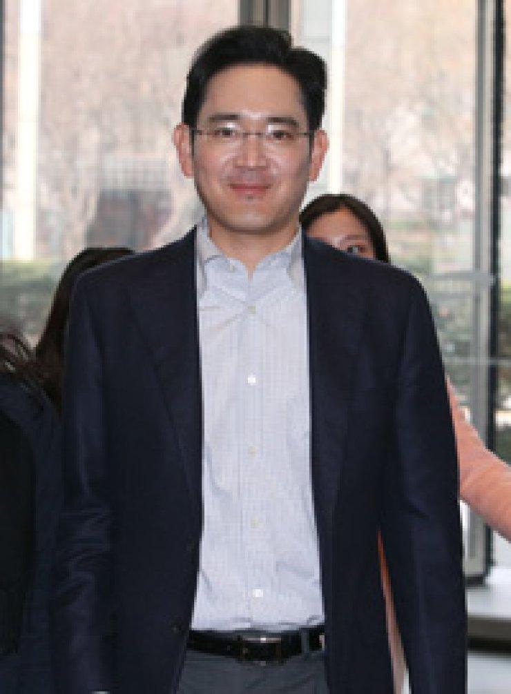 Samsung Electronics ViceChairman Lee Jae-yong