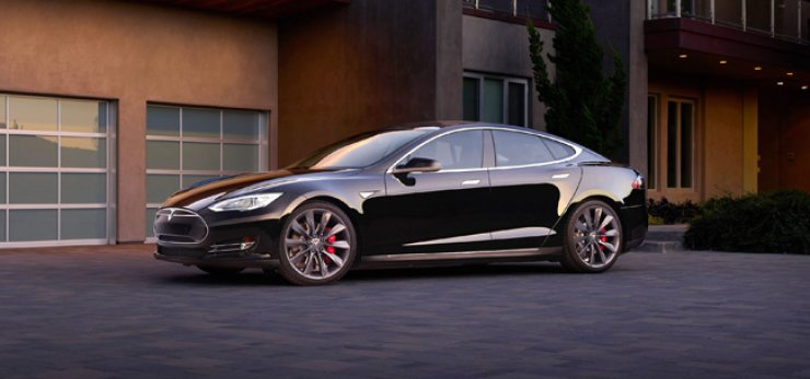 Tesla Model S is seen in this file photo, Friday. / Courtesy of Tesla Motors