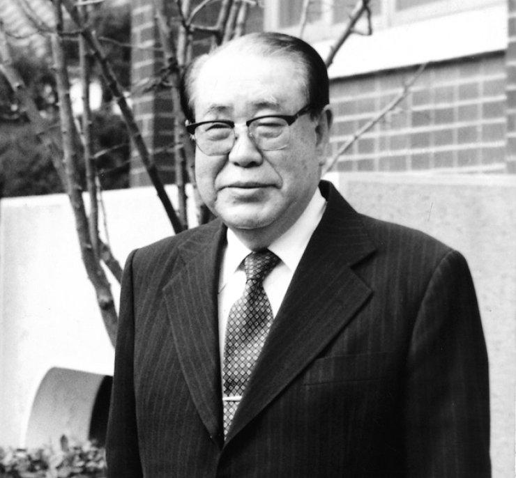 Former President Choi Kyu-hah / Korea Times file