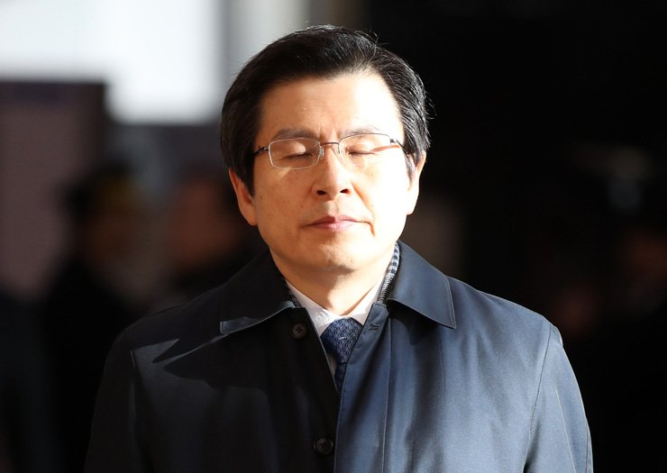 Acting President, Prime Minister Hwang Kyo-ahn