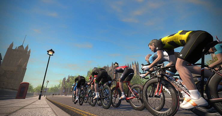 INTERVIEW] Indoor cycling game Zwift attracts Korean cyclists