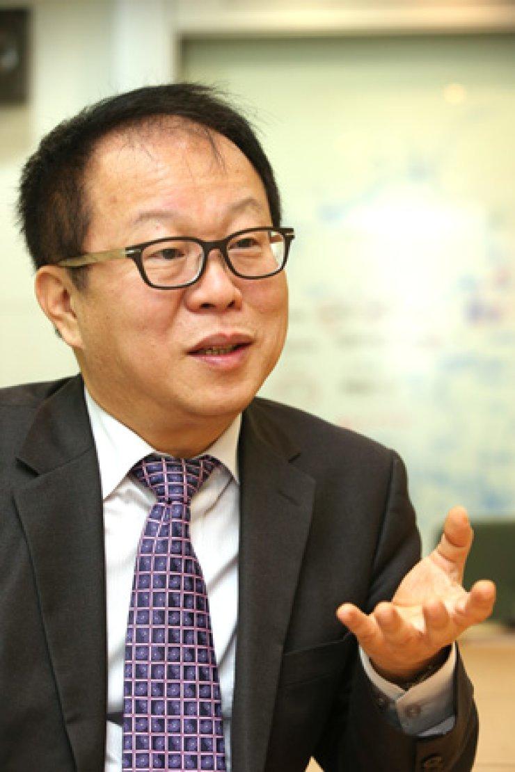 Oh Jun-ho, KAIST professor of mechanical engineering