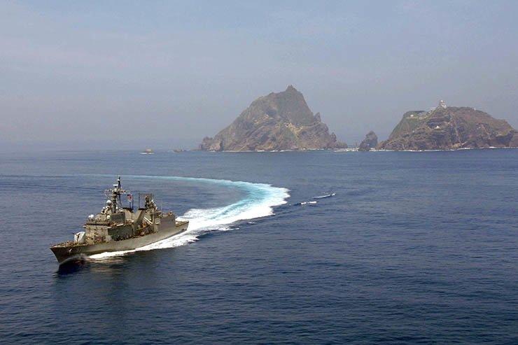 KDX-I destroyer Gwanggaeto. Korea Times file