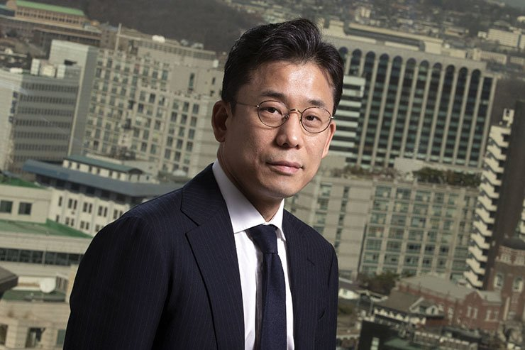 CRBE Korea CEO Don Lim. Korea Times photo by Choi Won-suk