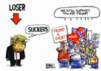 Loser and suckers