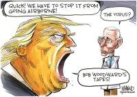 Warning: Woodward virus may cause rage