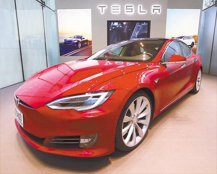 Tesla's Model S 90D / Courtesy of Tesla Korea