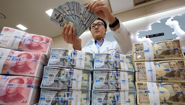 South Korea's per capita income is expected to surpass $30,000 this year. Yonhap