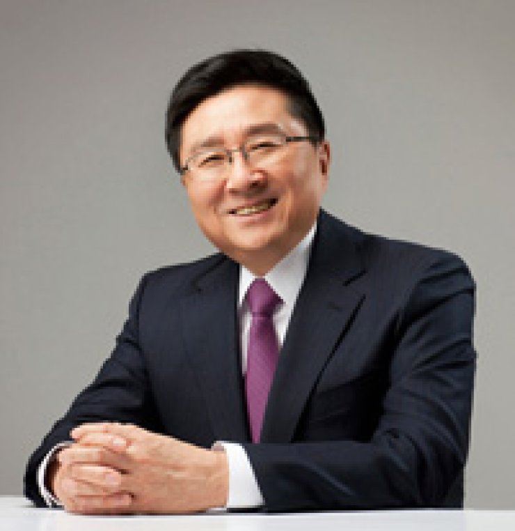 LG Display CEO and Vice Chairman Han Sang-beom