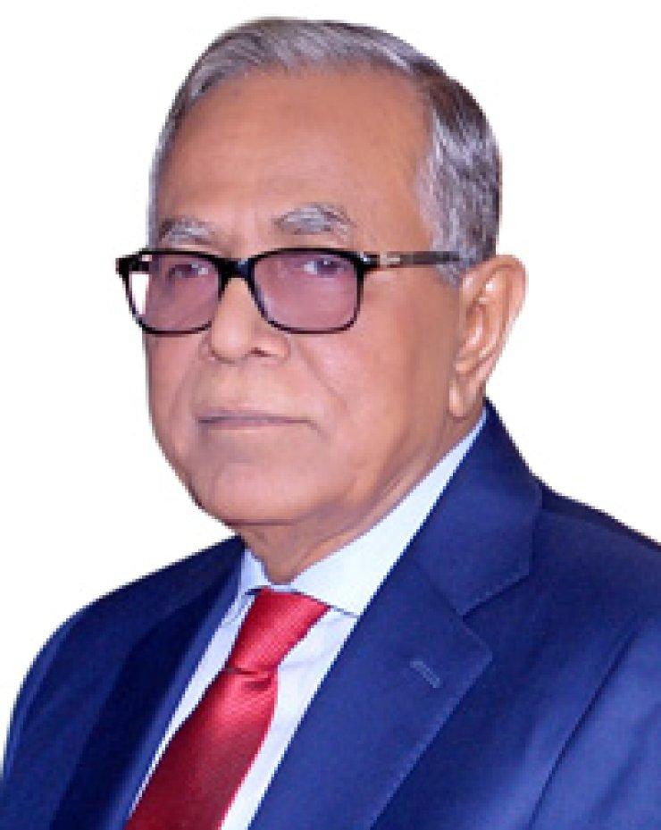Honorable PresidentMd. Abdul Hamid