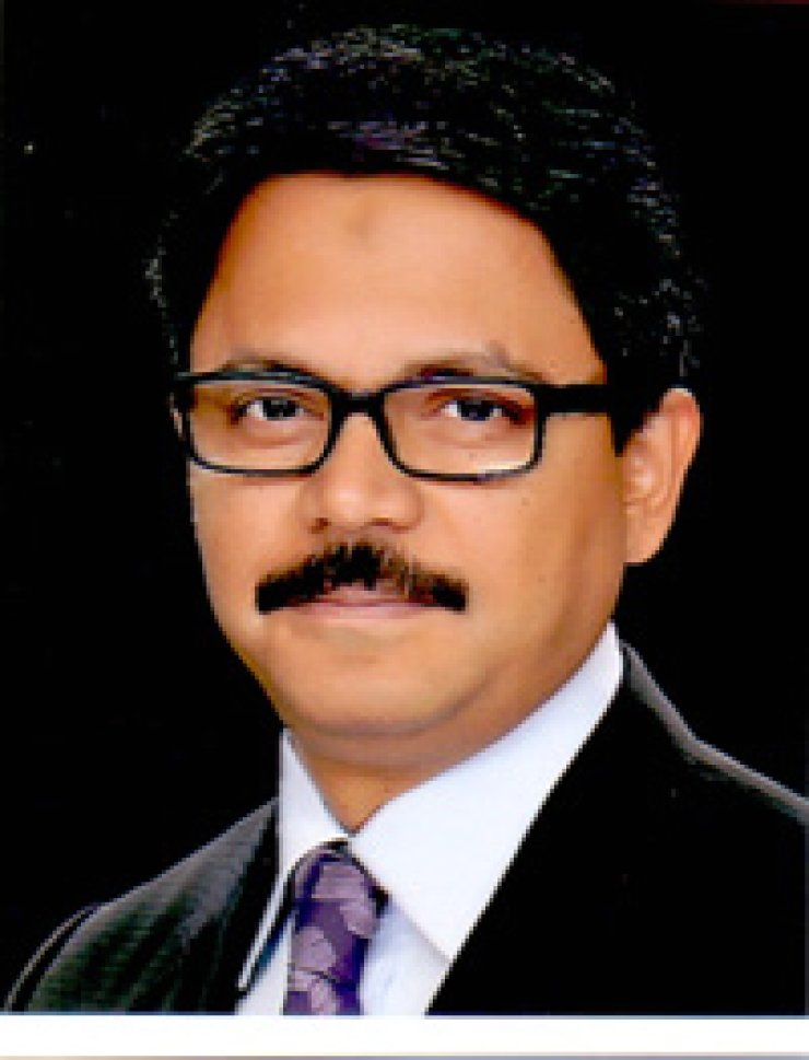 Honorable State Minister for Foreign AffairsMd. Shahriar Alam, MP