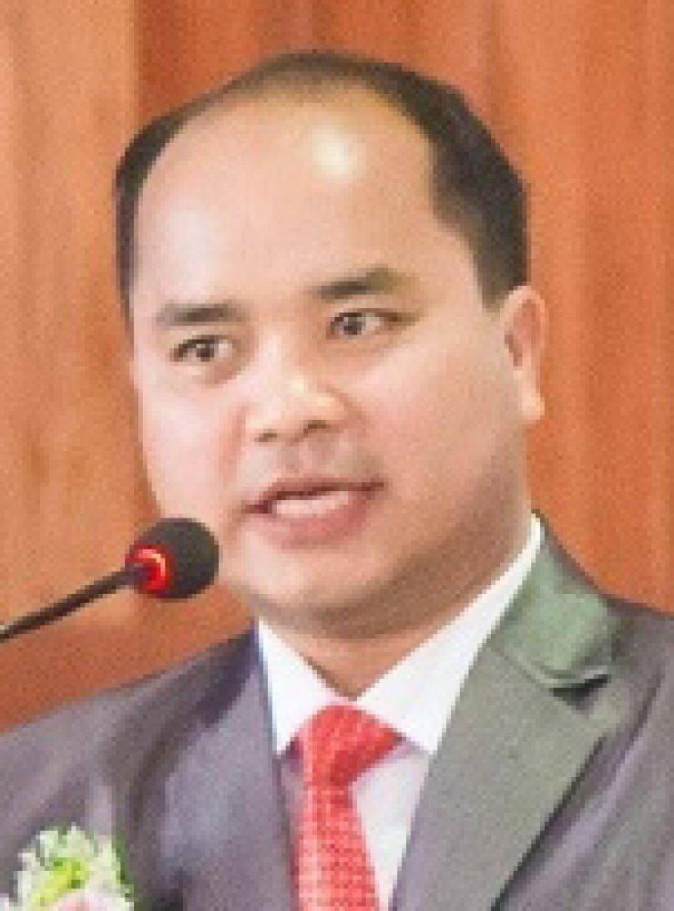 Dr. Nehginpao KipgenShivangi Dikshit