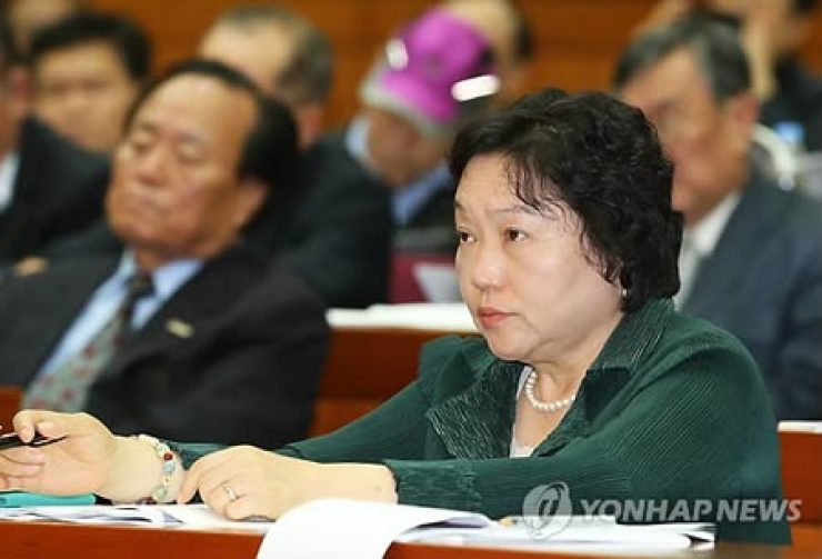 Rep. In Jae-geun of the opposition Democratic Party