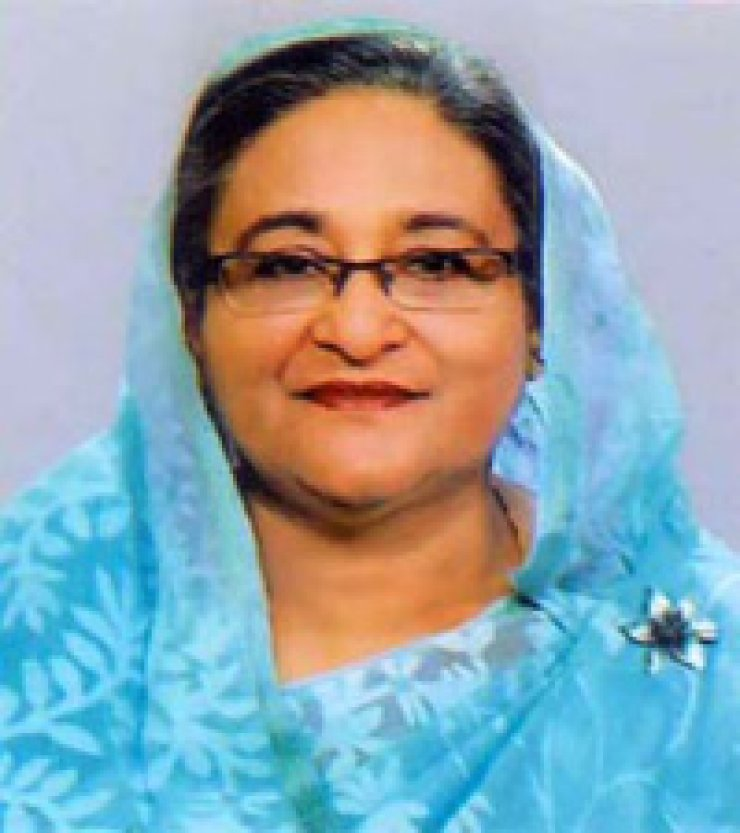 Honorable Prime Minister Sheikh Hasina