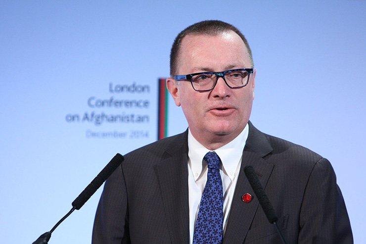 Jeffrey Feltman, U.N. undersecretary general for political affairs