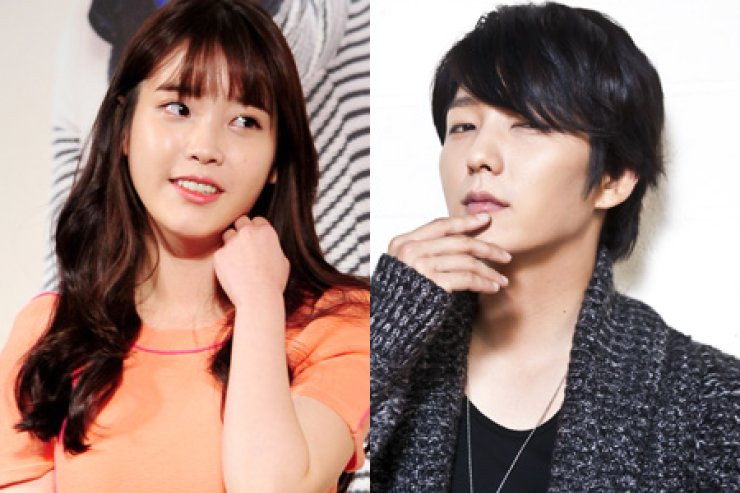 IU, Lee Joon-gi /Korea Times file