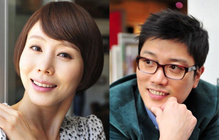 Park Ye-jin, Park Hee-soon / Korea Times file