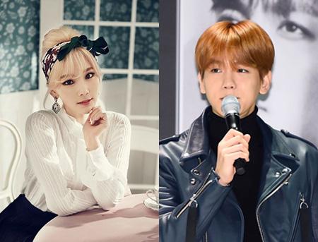 Are baekhyun and taeyeon hookup 2018