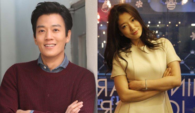 Kim Rae-won, Park Shin-hye / Korea Times