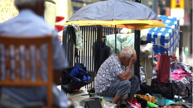 Hong Kong has enjoyed great economic success over the past two decades, but the official poverty rate stood at 14.3 per cent in 2015.