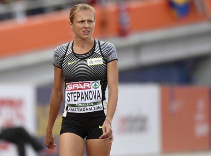 Russian doping whistleblower Yuliya Stepanova recently moved house, fearing for her life. / AP-Yonhap