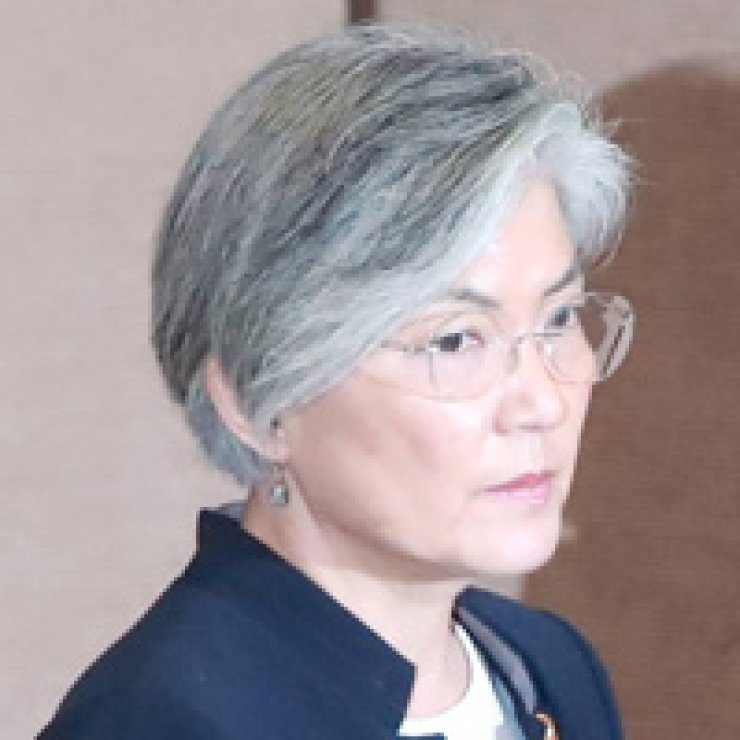 South Korean Foreign Minister Kang Kyung-whaJapanese Foreign Minister Taro KonoU.S. Secretary of State Rex Tillerson