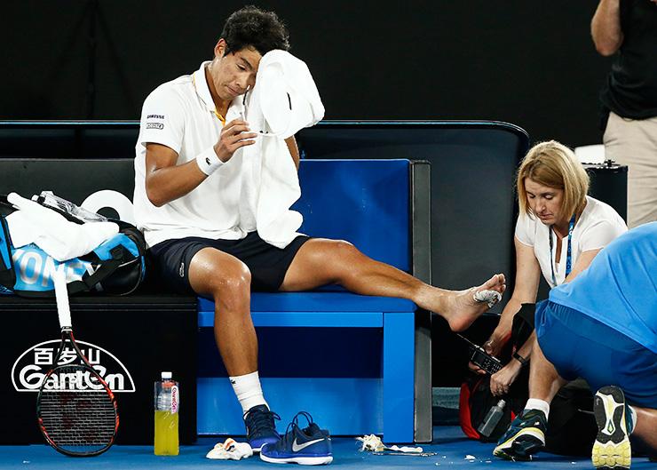 Djokovic vs jong hyun dating