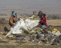 'Clear similarities' between Ethiopian and Lion Air crashes