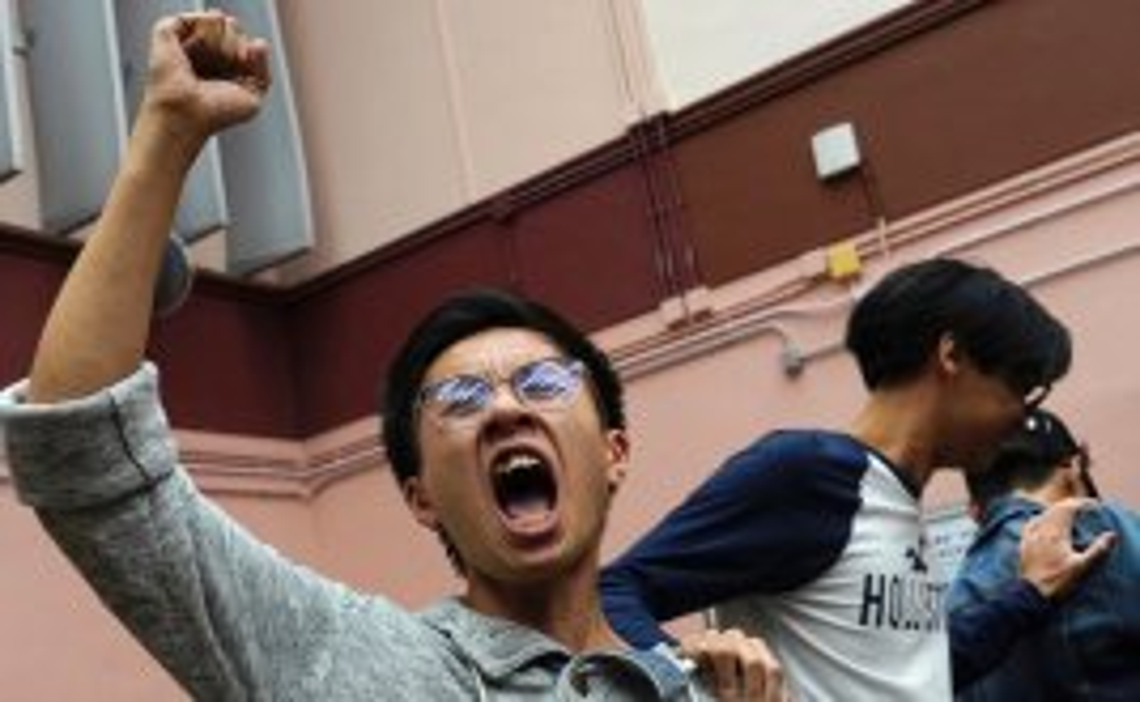 Hong Kong democrats score historic victory